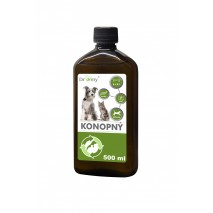Suplement Olej Konopny 500ml