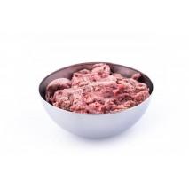 Mięso wołowe szarpane